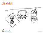printable-coloring-page-sandwich-UpliftingPlay