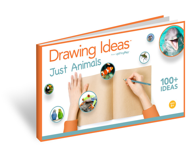 Drawing Ideas : Just Animals eBook