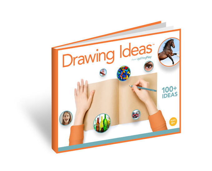 Drawing Ideas eBook